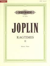 Joplin Scott - Ragtimes Vol.2 - Piano