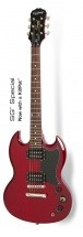Epiphone Sg Special - Cherry Accastillage Chrome