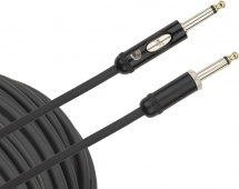 D\'addario And Co Cables Instruments American Stage Kill Switch Jack/jack 3m Avec Interrupteur