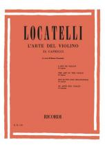 Locatelli P. - Arte Del Violino - Violon