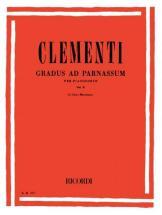Clementi M. - Gradus Ad Parnassum Vol Ii - Piano
