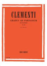 Clementi M. - Gradus Ad Parnassum Vol Iii - Piano