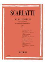 Scarlatti D. - Opere Complete Per Clavicembalo Vol.1 - Piano