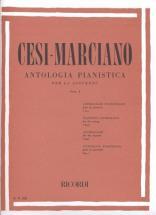 Cesi - Marciano - Antologia Pianistica Per La Gioventu - Piano