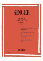 Singer S. - Metodo Teorico-pratico - Parte Iii Arpeggi - Hautbois