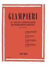 Giampieri A. - 16 Studi Giornalieri Di Perfezionamento - Basson
