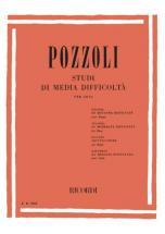 Pozzoli E. - Studi Di Media Difficolta - Harpe