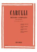 Carulli F. - Metodo Completo Per Chitarra - Guitare