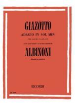 Albinoni T. - Adagio In Sol Min - Piano