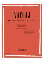 Vaccaj Metodo Pratico Di Canto (ms Ou B) Avec Cd