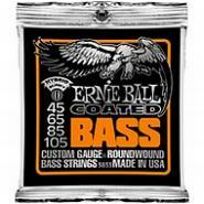 Ernie Ball Jeu   3833 - Coated Bass 45-105