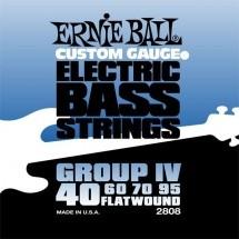 Ernie Ball Electric Bass Cordes 40-95 2808