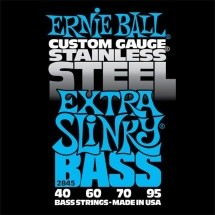Ernie Ball Extra Slinky Bass Stainless Steel 40-95 2845