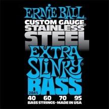 Ernie Ball Extra Slinky Bass Stainless Steel 40-95 2845
