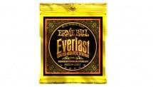 Ernie Ball Ep02556 Everlast Bronze 80/20 12-54 Medium Light