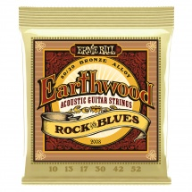 Ernie Ball Earthwood Rock Blues 10-52 2008
