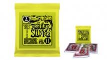 Ernie Ball 3221 Regular Slinky 10-46 Pack De 3 Jeux