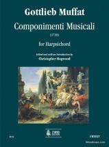 Muffat G. - Componimenti Musicali (1739) - Clavecin