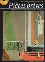 Haury J./modier M. - 72 Pieces Breves - Piano