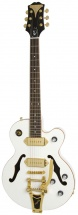 Epiphone Wildkat White Royale Vec Bigsby