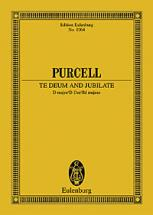 Purcell Henry - Te Deum And Jubilate Z 232 - Soloists, Choir And Orchestra