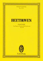 Beethoven L.v. - Fantasy Op. 80 - Piano, Choir And Orchestra