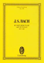 Bach J.s. - Art Of Fugue  Bwv 1080 - Chamber Orchestra