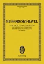 Moussorgsky M. - Tableaux D