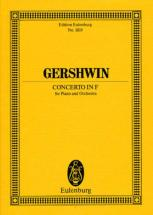 Gershwin G. - Concerto In F - Piano And Orchestra