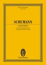 Schumann Robert - Concerto D Minor - Violin And Orchestra