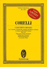 Corelli Arcangelo - Concerto Grosso G Minor Op 6/8 - 2 Violins, Cello, Strings And Basso Continuo