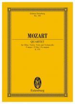 HAUTBOIS Hautbois, Violin, Alto et Violoncelle (Quatuor) : Livres de partitions de musique