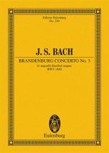 Bach J.s. - Brandenburg Concerto No. 3 G Major  Bwv 1048 - String Orchestra