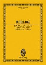 Berlioz Hector - Harold En Italie Op 16 - Viola And Orchestra