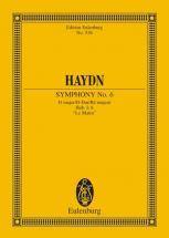 Haydn Joseph - Symphonie N°6 In D Major - Orchestra