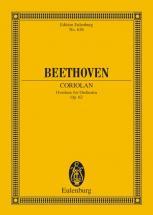 Beethoven Ludwig Van - Coriolan Op. 62 - Orchestra