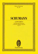 Schumann Robert - Concerto For Piano A Minor Op.54