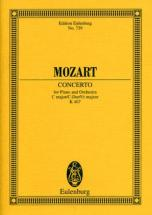 Mozart W.a. - Concerto No. 21 C Major  Kv 467 - Piano And Orchestra