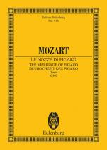 Mozart W.a. - The Marriage Of Figaro  Kv 492 - Soloists, Choir And Orchestra