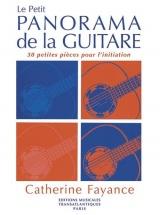 Fayance C. - Le Petit Panorama De La Guitare