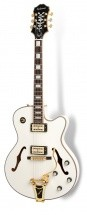 Epiphone Emperor Swingster Royale White