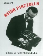 Astor Piazzolla - Album N°1 - Accordeon