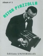 Astor Piazzolla - Album N°2 - Accordeon