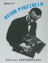 Astor Piazzolla - Album N°3 - Accordeon