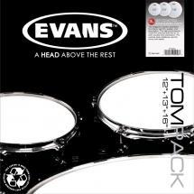 Evans Tom Pack Ec2s Transparentes - 10/12/14