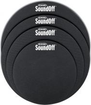 Hq-percussion Hq Percussion - Set Pour Configuration Ard 12-13-14-16