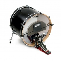 Hq-percussion Sourdine Grosse Caisse - 18 à 26