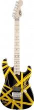 Evh Evh Stripe Series Noir/jaune