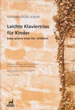 Magdeburger Album - Easy Piano Trios For Children