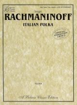 Rachmaninoff Italian Polka - Piano Solo